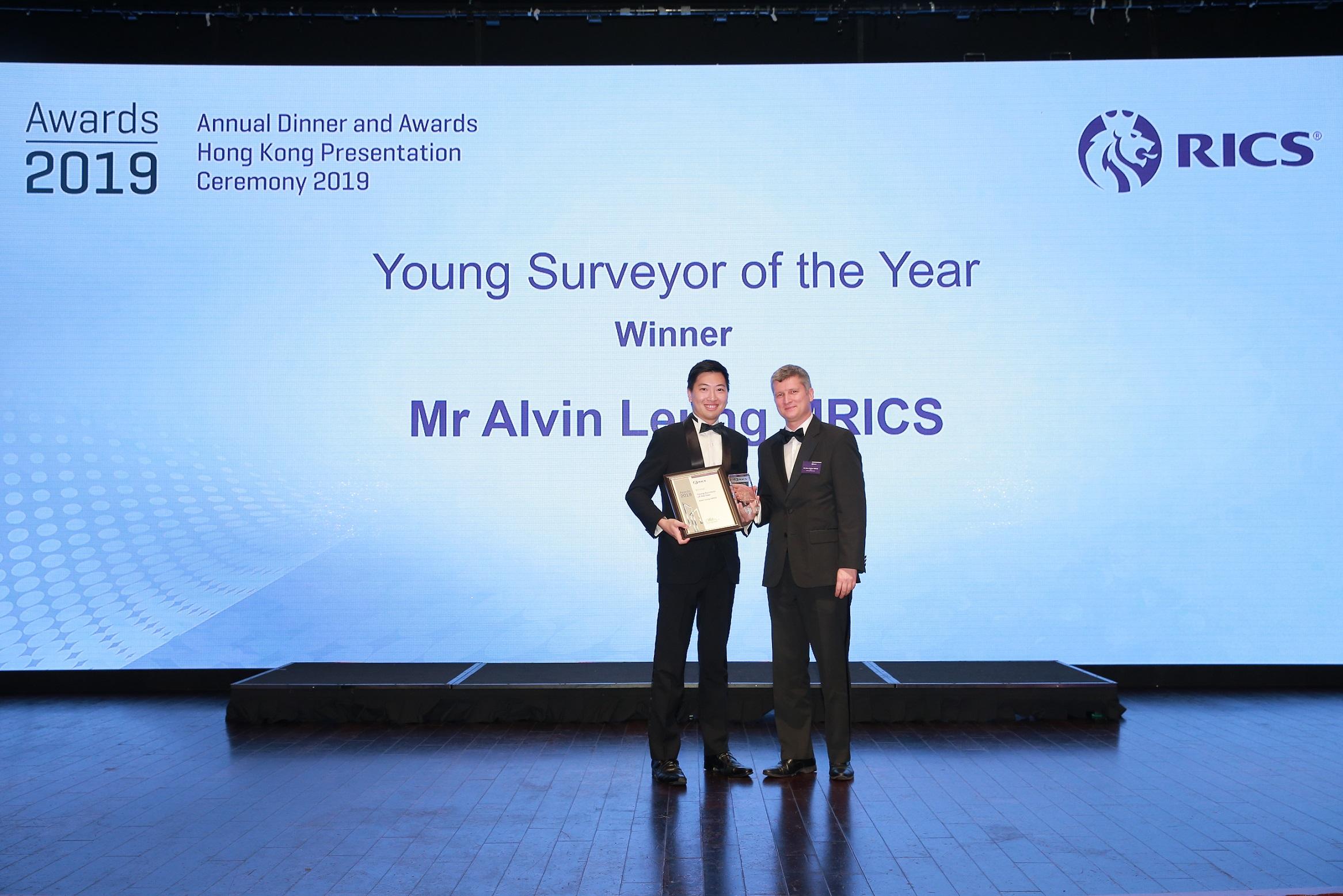 JLL Sweeps Two Honours at Annual RICS Hong Kong Awards 2019