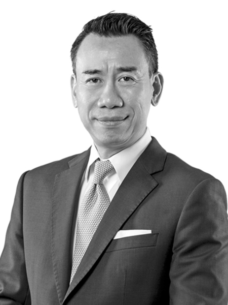 KK Fung,Chief Executive Officer, Greater China