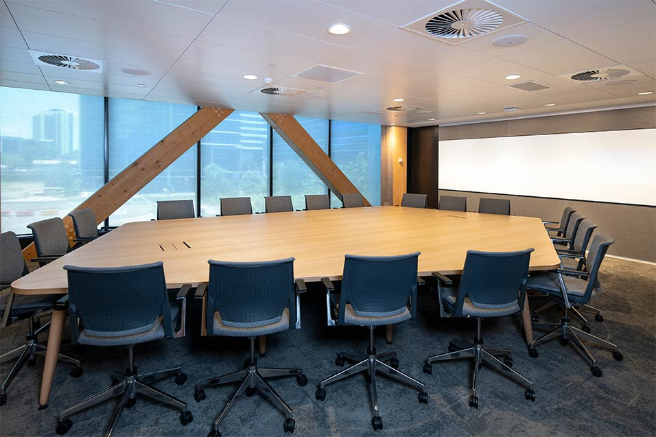 aurecon board room