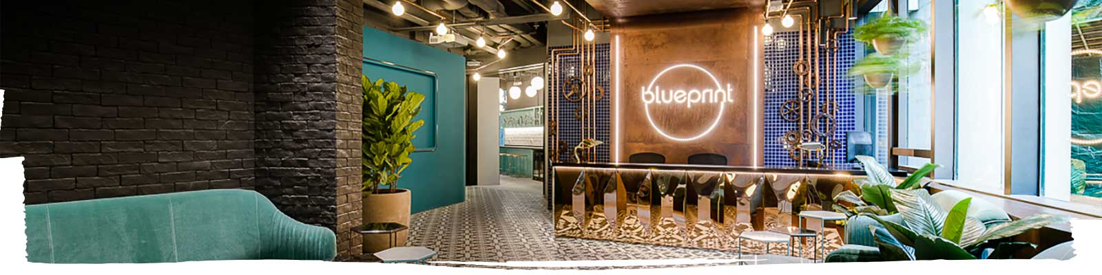 Blueprint co-working space